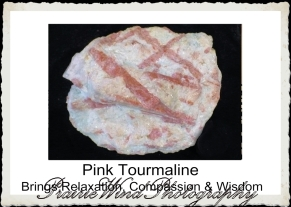 Pink Tourmalinr